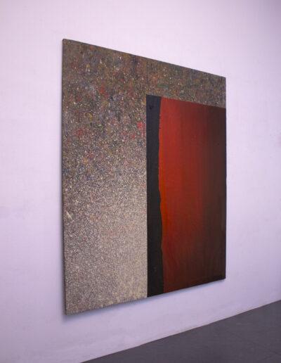 Quadro esposto in galleria