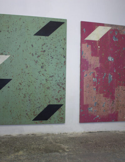 Opera d'arte contemporanea di Norberto Spina