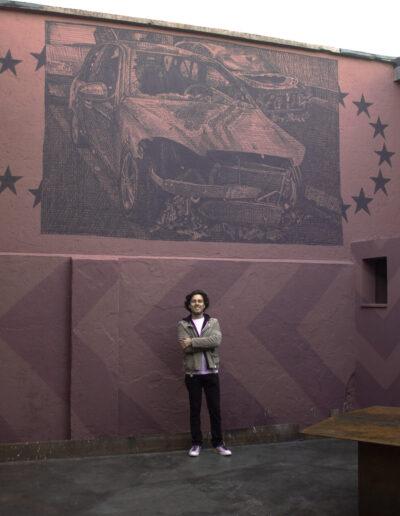 L'artista norberto spina e la sua opera