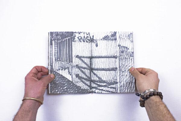 sketchbook di norberto spina artista